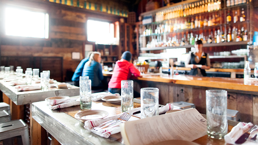 restaurant in Park City, Utah
