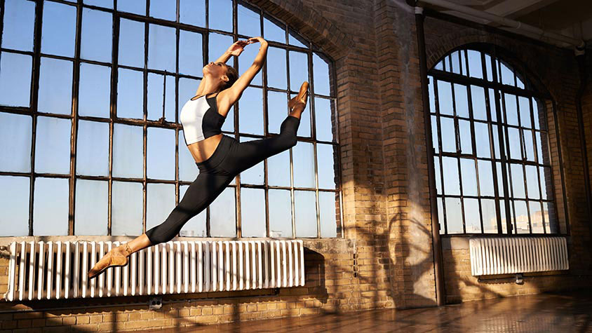 Misty Copeland: How Ballet Shaped Me - Chase