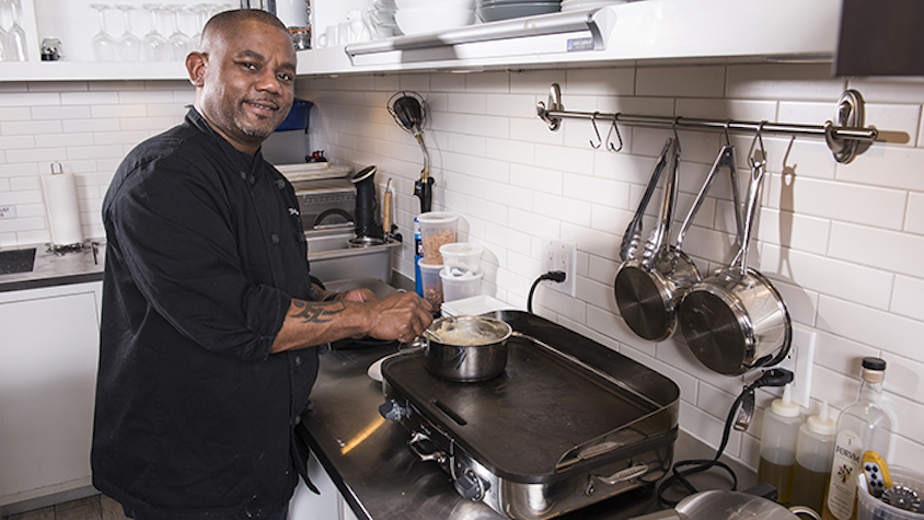 Chef Darryl Burnette