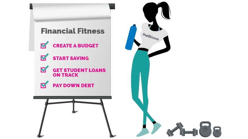 Theskimm S Guide To Getting Financially Fit