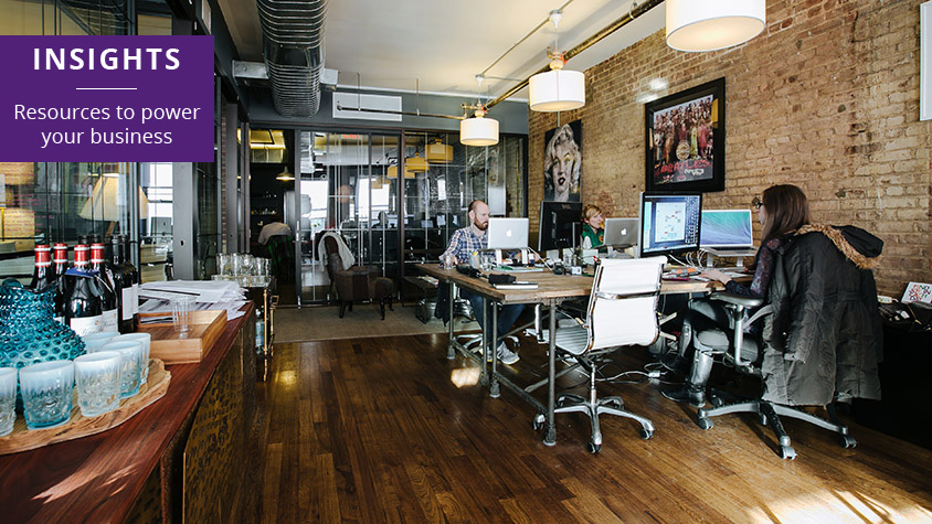 WeWork's Meatpacking District Office in New York