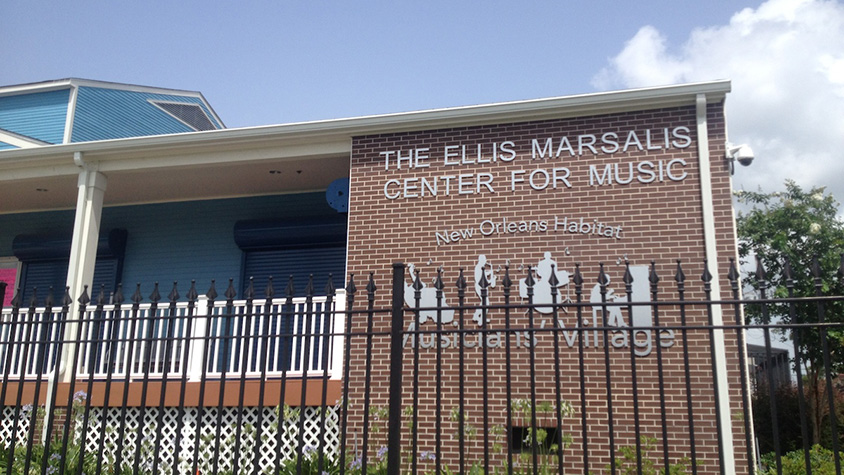 The Ellis Marsalis Center