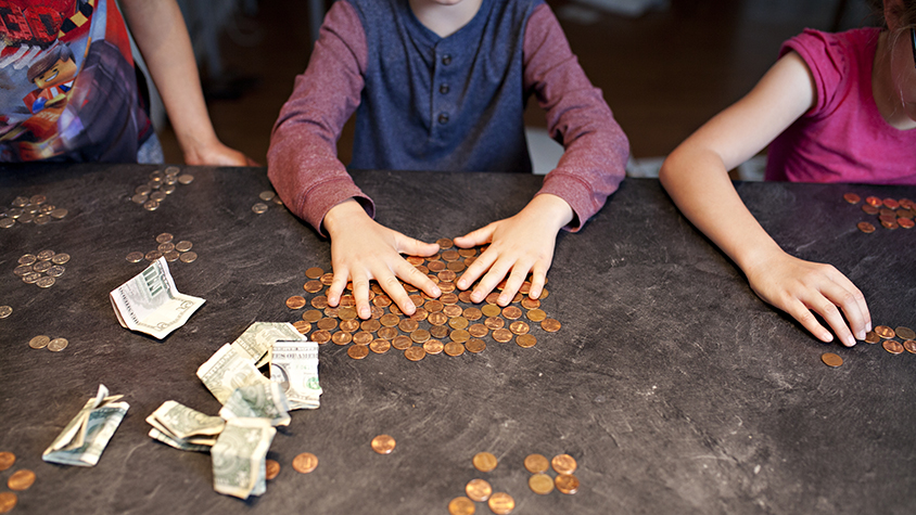 kids counting allowance