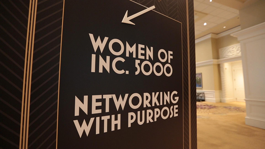 Women of Inc. 5000